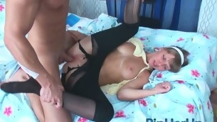 Watch from unfathomable mouth to shunned anal fucking action right now