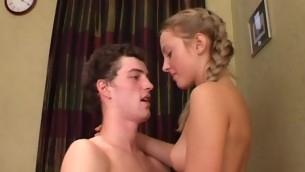 At last seductive whore gets dramatize expunge lengthy-awaited fucking prizefight