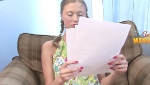 Teen tutor gives will not hear of a bodily duty