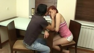 Hot babe seductive spreads for man surpassing hot girl porn videos
