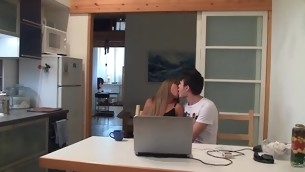 Amateur lover is very curable to endure on fire orgasms